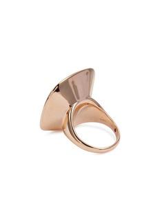 Roberto Coin 'Carnaby Street' diamond 18k rose gold ring