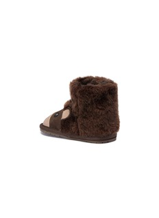 EMU AUSTRALIA 'Bear Walker' wool infant boots