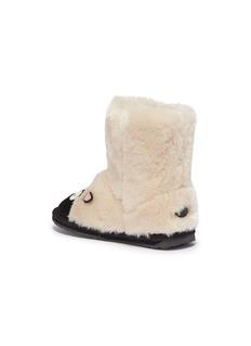 EMU AUSTRALIA 'Lamb' wool kids boots
