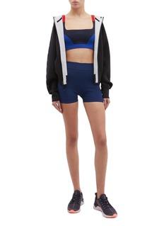 NAGNATA 'Yoni' organic cotton blend knit performance shorts