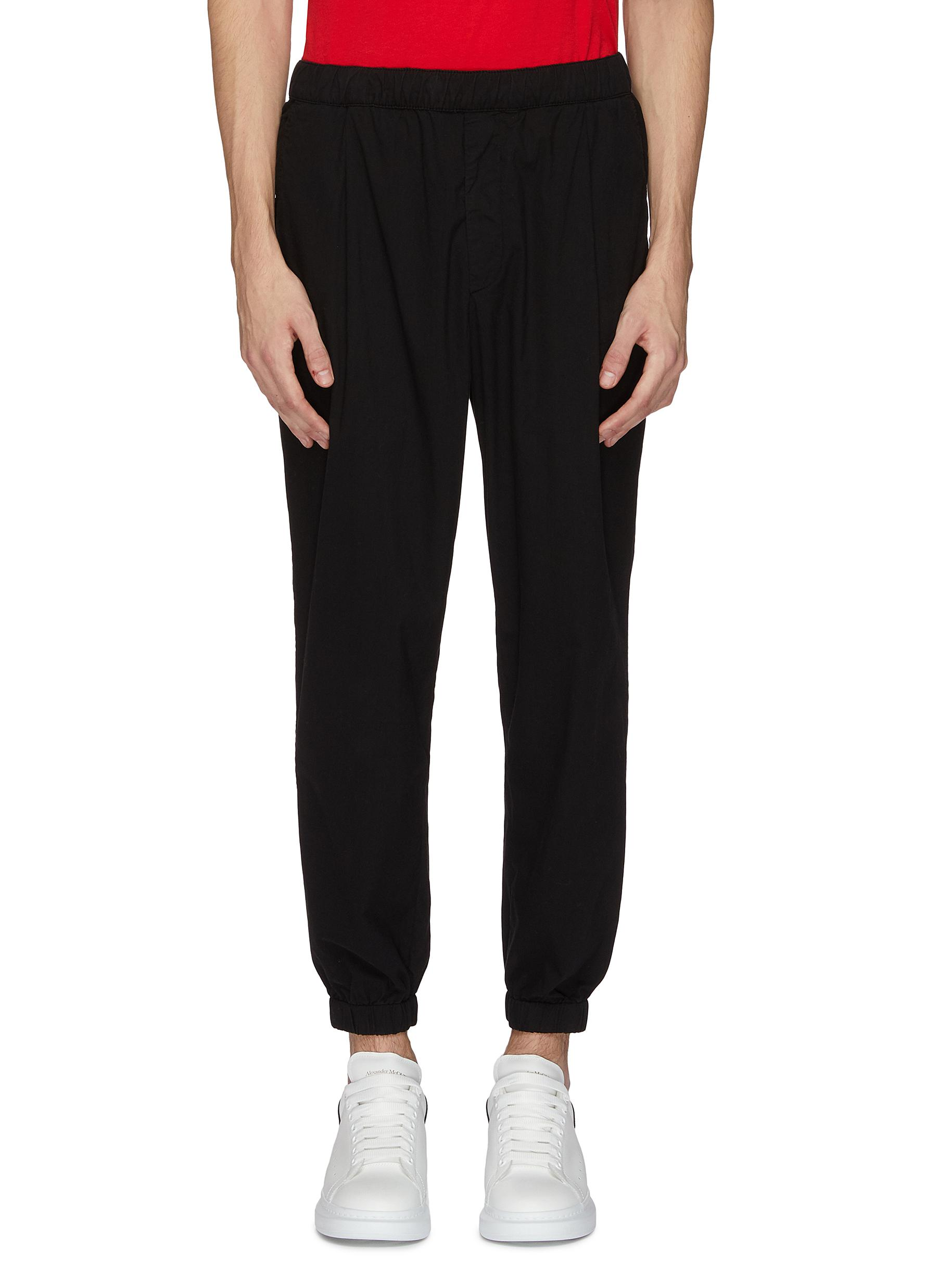 da4911e156d8 Main View - Click To Enlarge - McQ Alexander McQueen - Tapered leg track  pants