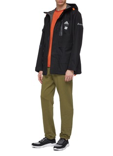 adidas x UNDEFEATED Flap pocket hooded GORE-TEX® jacket
