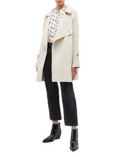 Isabel Marant 'Jamelo' belted trench jacket
