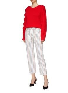 Sonia Rykiel Stripe boyfriend jeans