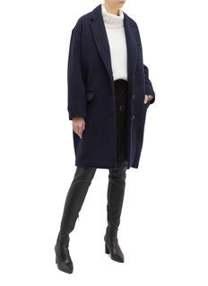 Isabel Marant Étoile 'Gimi' wool blend oversized coat