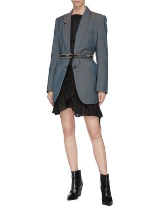 Nexi Virgin Wool Blazer