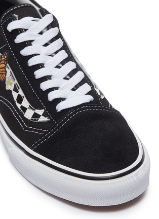 b694d21f9474 Detail View - Click To Enlarge - Vans -  Checker Floral Old Skool  graphic