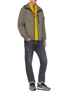 Stone Island Hooded Soft Shell-R jacket