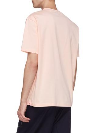 - Anna Beam - Graphic textured print unisex T-shirt
