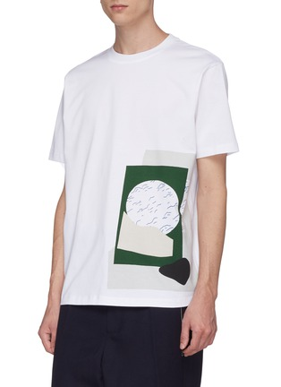 Detail View - Click To Enlarge - Anna Beam - Graphic print unisex T-shirt