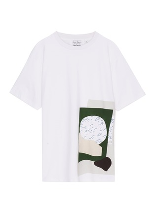 Main View - Click To Enlarge - Anna Beam - Graphic print unisex T-shirt