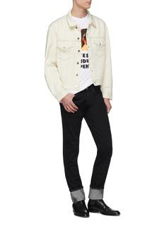 Helmut Lang 'Masc Lo Drainpipe' slim fit jeans