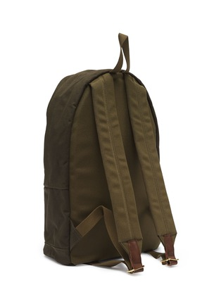 Detail View - Click To Enlarge - TRUNK - x PORTER canvas daypack