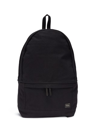 Main View - Click To Enlarge - TRUNK - x PORTER canvas daypack