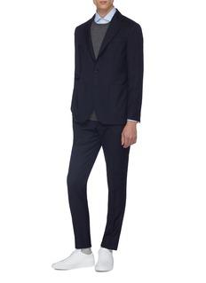 TRUNK Virgin wool suit