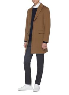 TRUNK Slim fit wool pants