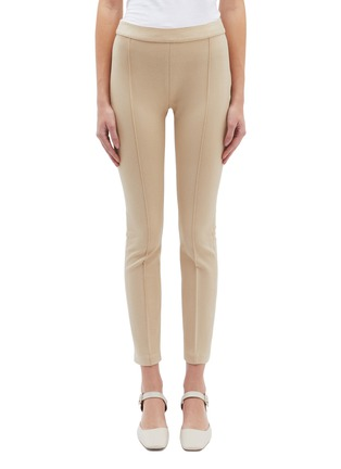 Main View - Click To Enlarge - ROSETTA GETTY - Slim fit pintucked pants