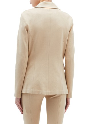 Back View - Click To Enlarge - ROSETTA GETTY - Notched lapel blazer