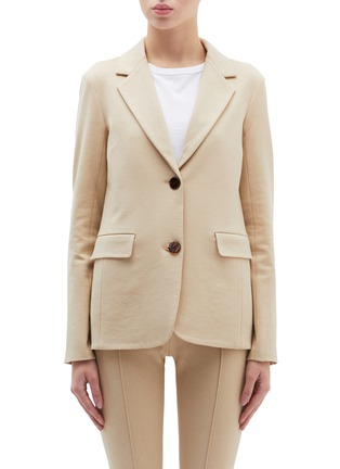 Main View - Click To Enlarge - ROSETTA GETTY - Notched lapel blazer