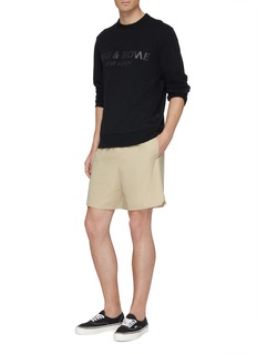 KURO Twill shorts