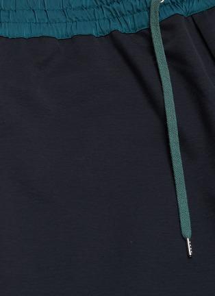 - kolor - Contrast border jogging pants