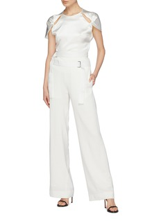 Dion Lee Double belted pants