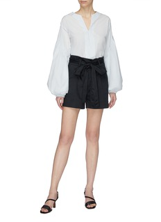 Silvia Tcherassi 'Velano' belted shorts