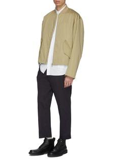 OAMC Cropped jogging pants