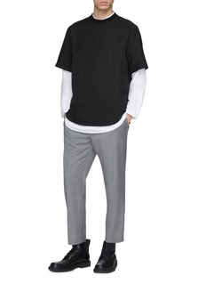 OAMC Virgin wool hopsack jogging pants