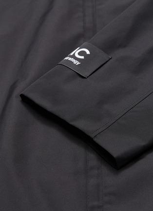 - OAMC - Strap outseam hooded raglan short parka