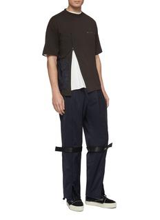 Oakley by Samuel Ross Contrast strap track pants