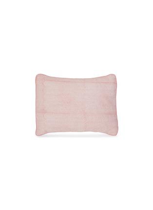 Main View - Click To Enlarge - MALABAR BABY - Southside cushion – Pink