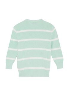 PH5 Pompom appliqué stripe sweater