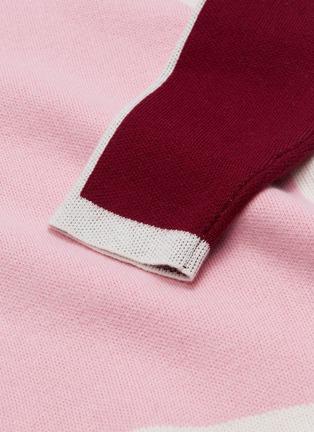 - PH5 - Contrast edge colourblock sweater