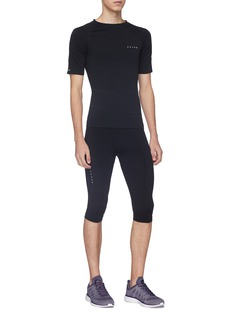 FALKE 'Impulse' cropped performance leggings