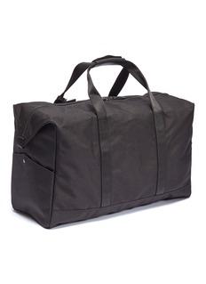 Monocle x PORTER Boston bag – Black