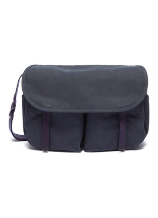Main View - Click To Enlarge - Monocle - x PORTER travel shoulder bag – Navy