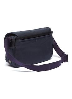 Monocle x PORTER travel shoulder bag – Navy