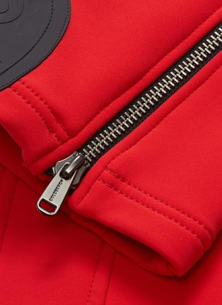 - GOLDBERGH - 'Pippa' belted zip cuff Schoeller® ski pants
