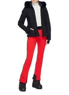 Goldbergh 'Hida' detachable fox fur hood Primaloft® down ski jacket