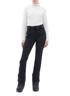 Goldbergh 'Pippa' belted zip cuff Schoeller® ski pants