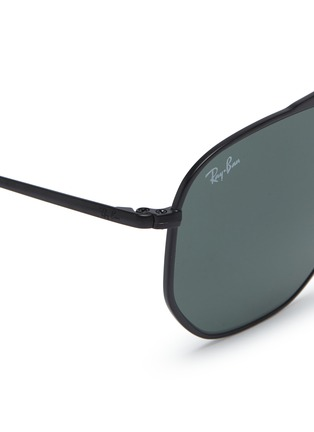 Detail View - Click To Enlarge - RAY-BAN - 'RB3609' metal aviator sunglasses