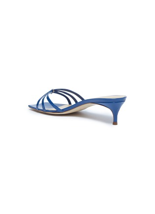 - BY FAR - 'Libra' patent leather sandals
