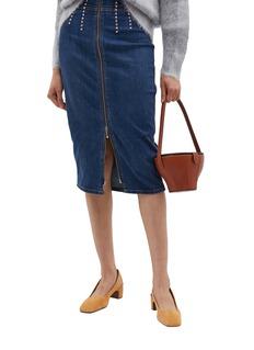 STAUD 'Alice' leather bucket bag