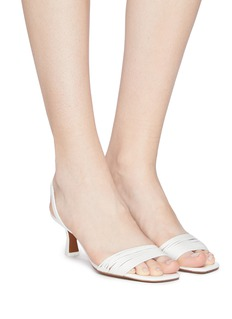 NEOUS 'Rossi' strappy leather slingback sandals