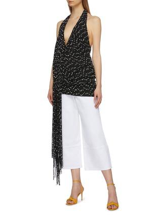 Figure View - Click To Enlarge - JACQUEMUS - 'Le pantalon Prago' denim culottes