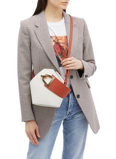 Danse Lente 'Johnny' hexagonal mini leather bag