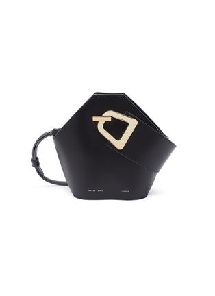 Main View - Click To Enlarge - Danse Lente - 'Johnny' hexagonal mini leather bag