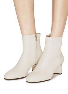 Pedder Red 'Deon' leather ankle boots
