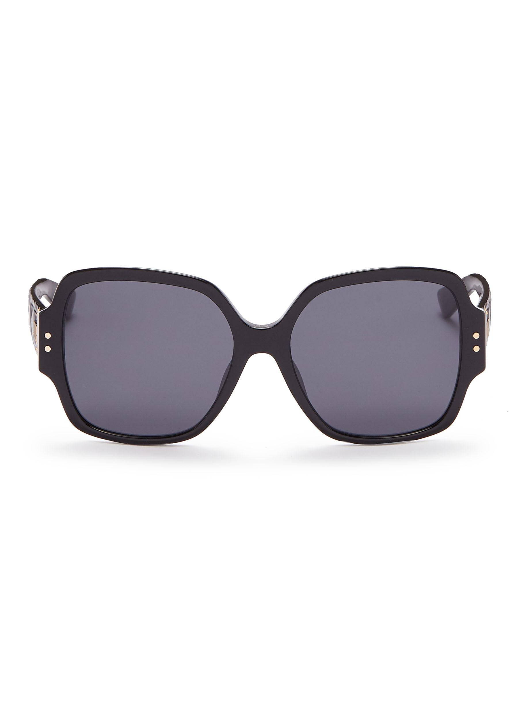 e7104a018877 Dior.  Lady Dior Studs  acetate square sunglasses